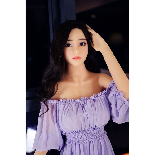 165cm 5.41ft  LIfe Like Sexy Silicone Sex Doll With Oral Vaginal Anal Adult Real Love Doll For Sale