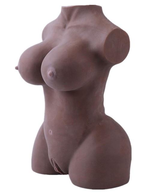 Sex Love Doll Torso Male Masturbator with Big Breast and Ass