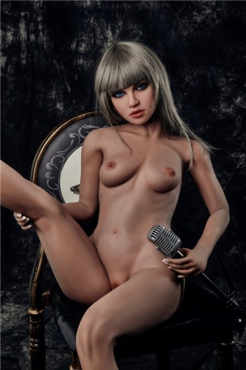 158cm Rock echte Puppe Belle a cup Real Girl