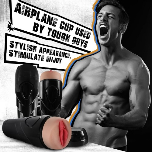 Male Masturbator Cup Sucking Cup Funny Toys Male Sexy Toys