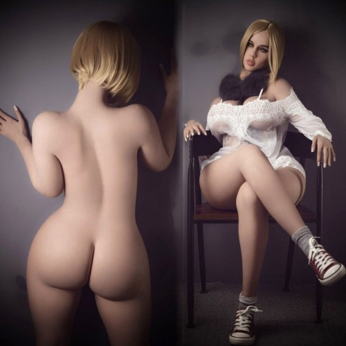 163cm 5.34ft Lifelike Real Sex Doll Silicone TPE Ultra Real Love Doll Big Breast And Ass With Oral Vaginal Anal