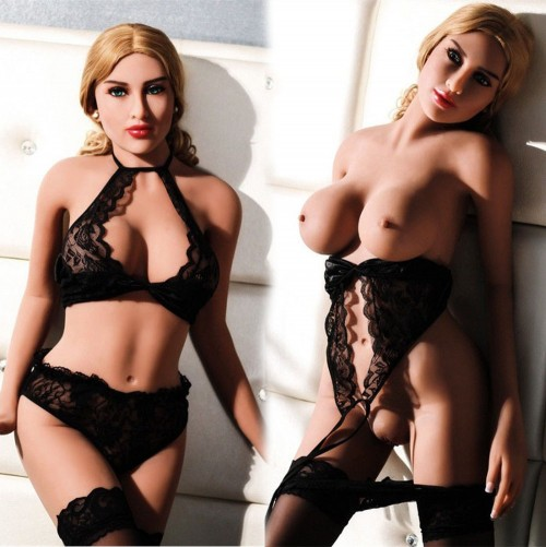 158cm 5.18ft Silicone Realistic Sex Dolls Lifelike Adult Love Doll