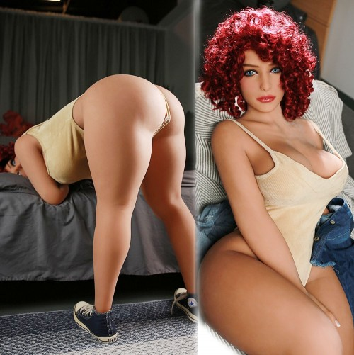 163cm 5.34ft Lifelike Huge Tits Sex Doll With Huge Breast And Ass Love Doll Full Body 3 Holes Silicone Love Dolls