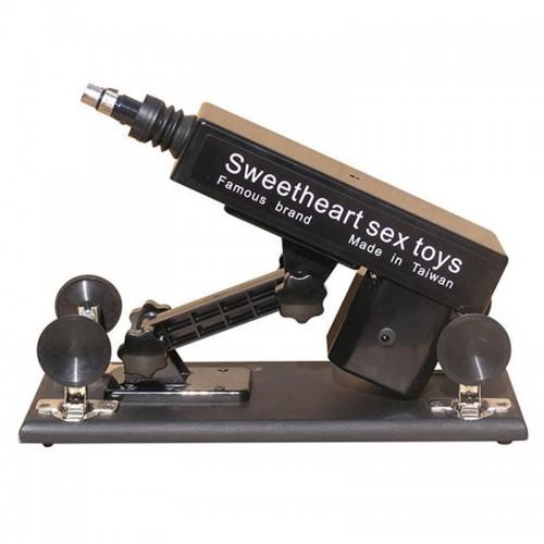 Automatic Sex Machine 6 cm Retractable  Sexual Vibrator